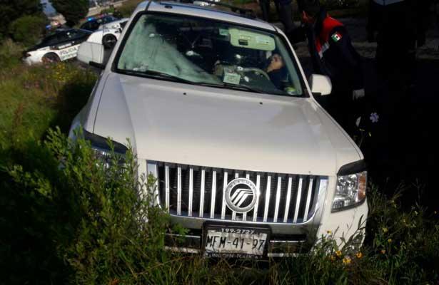 Asesinan al subdirector operativo de Tejupilco