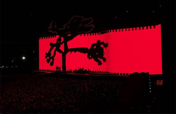 """U2 se solidariza con fans mexicanos y les dedica la canción """"One"""""""