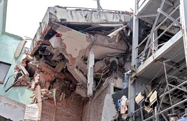 Asciende a 361 el numero de fallecidos por sismo