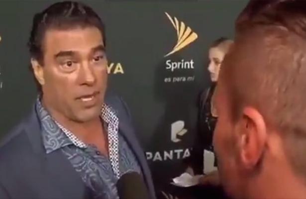 Actor Eduardo Yáñez agrede a reportero y podría enfrentar cargos en EUA