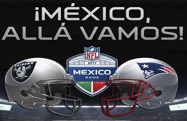 Presentan plan de movilidad para el juego de la NFL en el Azteca