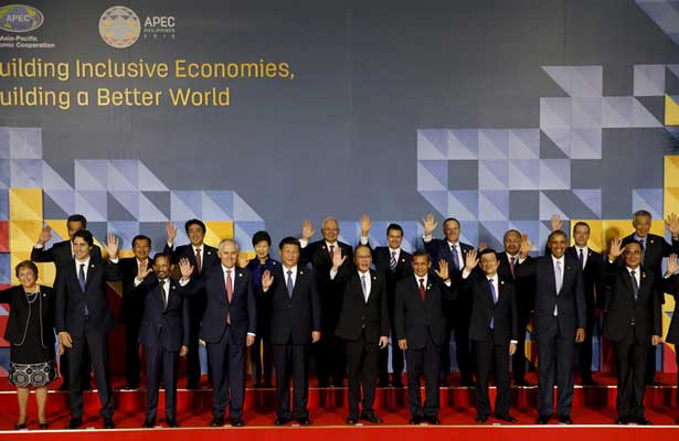 Participa México en la 29 reunión de la APEC