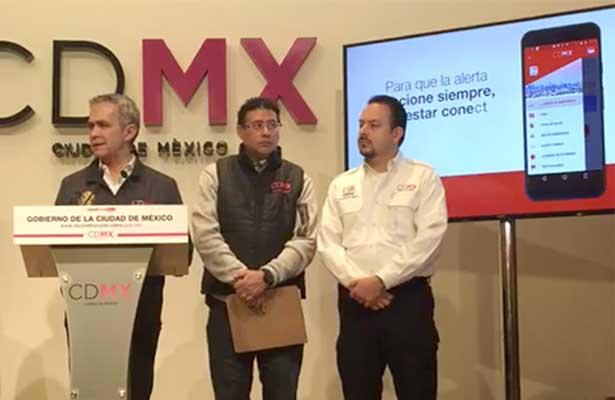 Más de 129 mil usuarios ya descargaron la app 911 CDMX