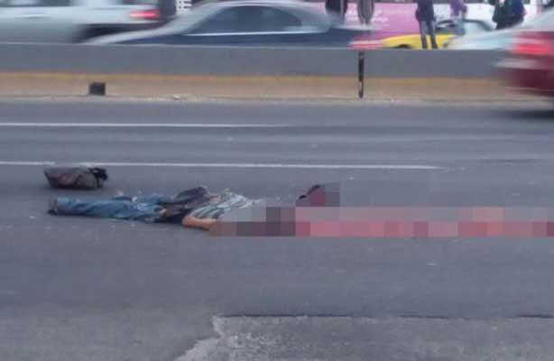 Murieron dos hombres atropellados