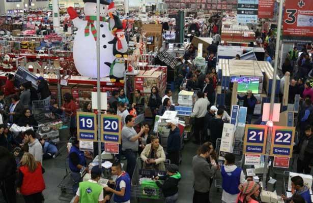 Crecen ventas en autoservicios durante el Buen Fin