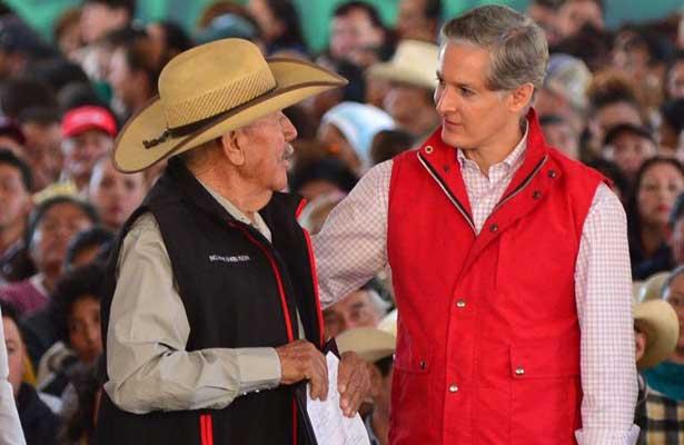 Fortalecen con apoyos el campo mexiquense