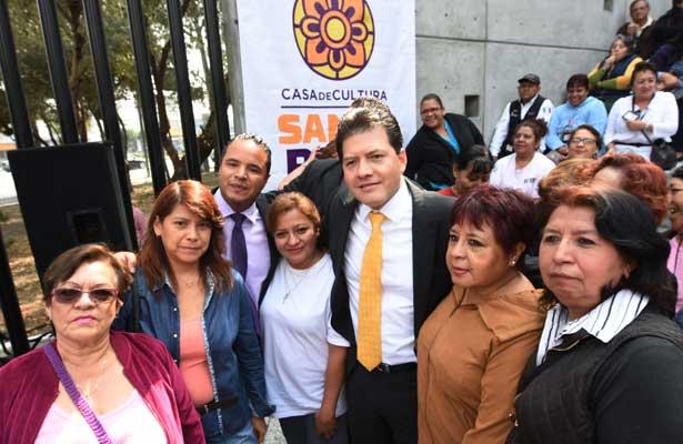 Alejada de escándalos e irregularidades GAM: Lobo Román