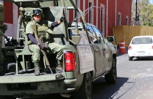 Combate a la delincuencia organizada ha generado violencia y muertes