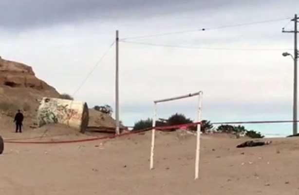 Asesinan a menor, en Ciudad Juárez, y abandonan cuerpo en campo de fútbol