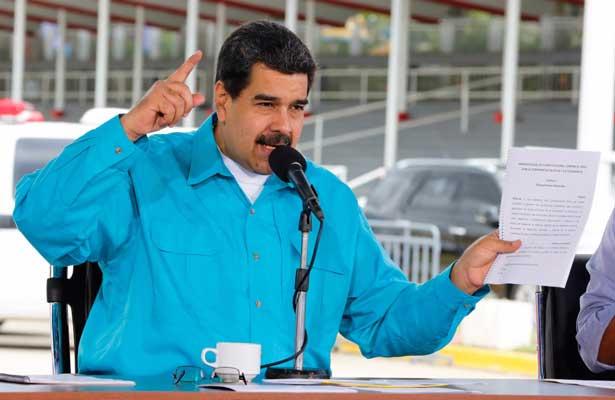 Responsabilizan a Maduro por la deuda externa en Venezuela