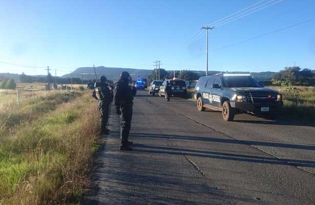Detienen a 15 huachicoleros en Hidalgo