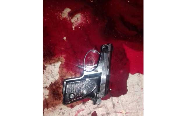 Festejo sangriento en Xochimilco