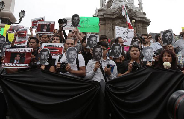 Pide CNDH erradicar violencia contra periodistas
