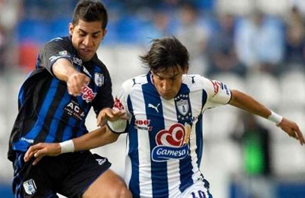 Querétaro espera un partido muy complicado frente a Pachuca