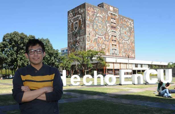Egresado zapoteca cursa posgrado en el MIT