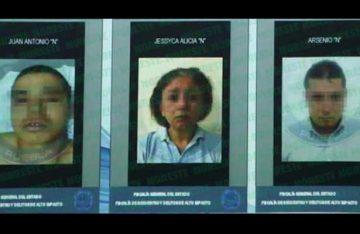 Capturan banda de secuestradores en Puebla