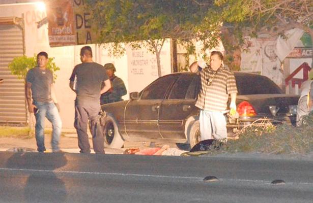 Personal de Sedena abate a un hombre armado en persecución y balacera en Reynosa,