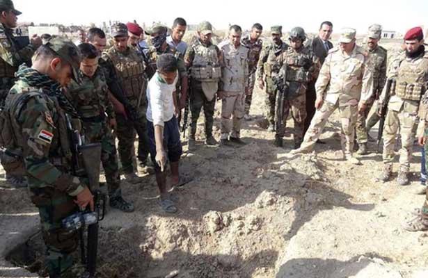 Hallan 400 civiles ejecutados por yihadistas