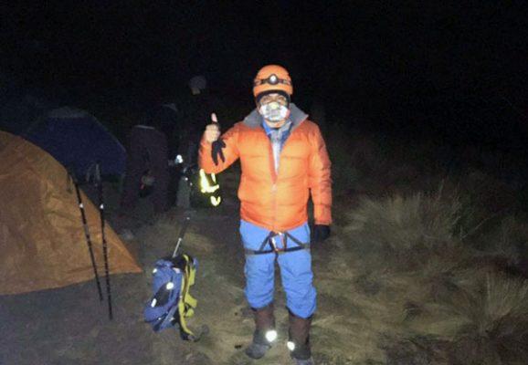 Encuentran cuerpo sin vida de persona pérdida en Pico de Orizaba