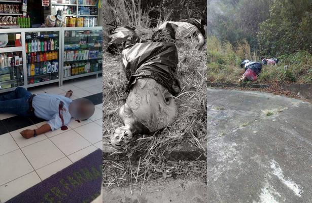 Mas ejecuciones en Oaxaca