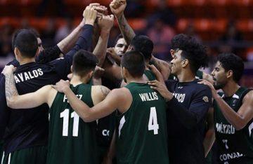 Desea selección mexicana de baloncesto, campeonato mundial