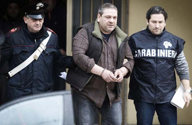 Arrestan a 50 miembros de la mafia calabresa