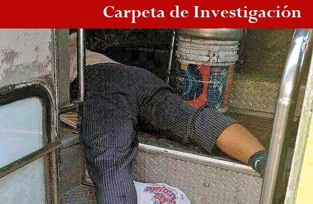 En rojo el nivel de inseguridad en la Ciudad de México