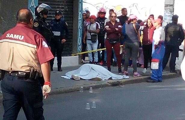 Los ejecutan en Tláhuac