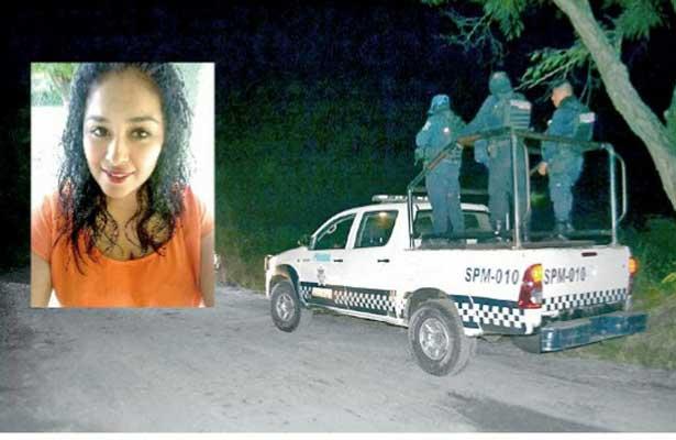 Asesinan a sobrina de exalcalde de Omealca