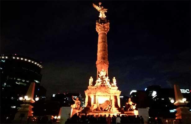 Paseo de la Reforma lucirá naranja