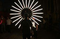 Inicia el Festival de las Luces en la Ciudad de México