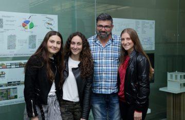 Alumnas de la IBERO se cuelgan 'la plata' en concurso de arquitectura