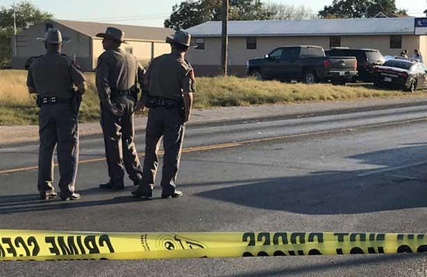 Descartan motivos raciales, religiosos o terroristas del tiroteo en Texas