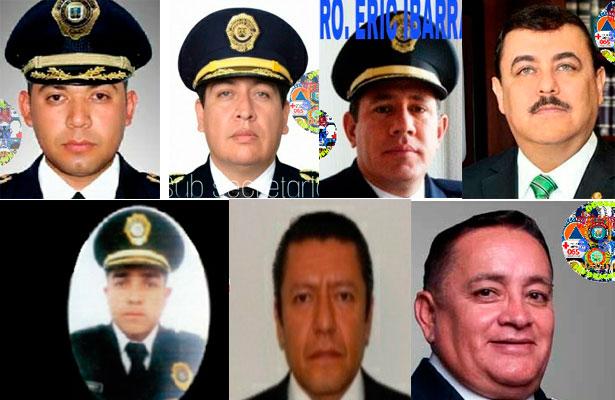 Reestructuran la SSP de la Ciudad de México