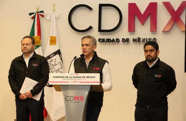 Atenderán 422 escuelas afectadas en la CDMX con recursos propios