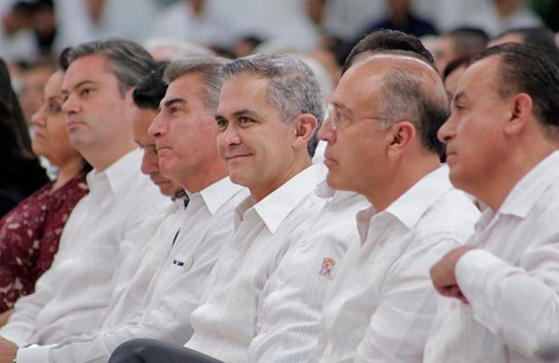 Hay que trabajar por México; avanza Frente Ciudadano: Mancera