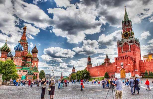 Desarticulan grupo que planeaba ataques en Moscú