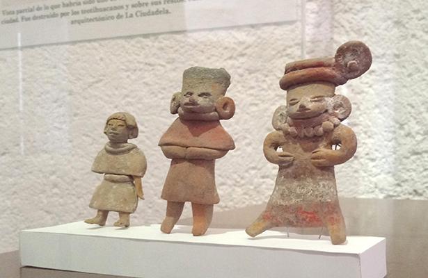 Exhiben en Cuicuilco vestigios de ocupaciones tempranas en la Ciudad de los Dioses