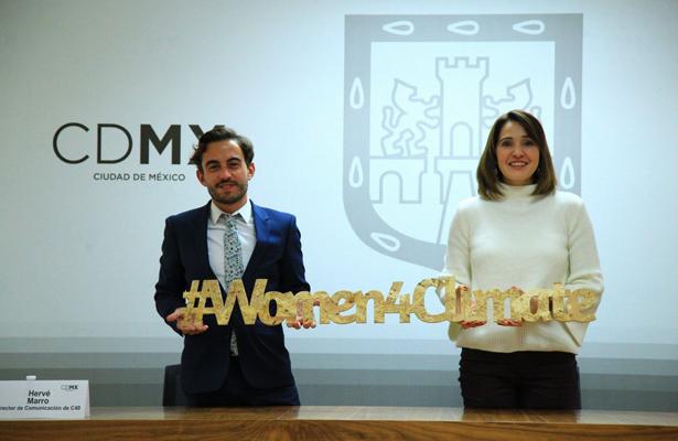 CDMX, sede de la cumbre de mujeres por el clima del C40