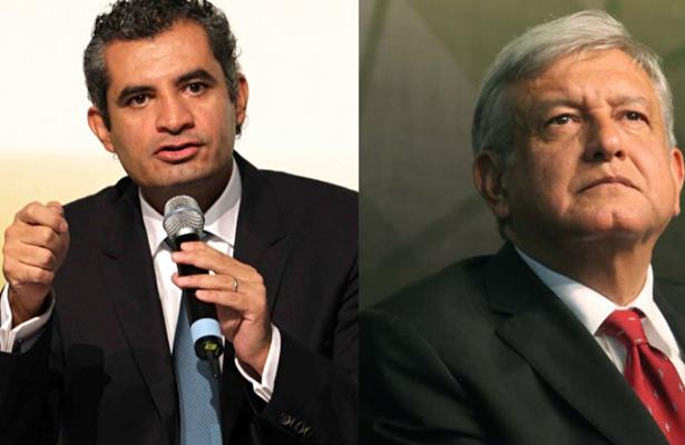 AMLO se equivoca y Ochoa Reza lo critica