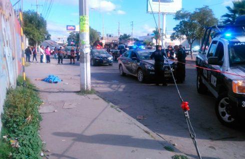Muere en riña pandilleril en condominios San Jorge, SLP