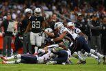 Patriotas vence 33-8 a Raiders en partido de la NFL en el estadio Azteca