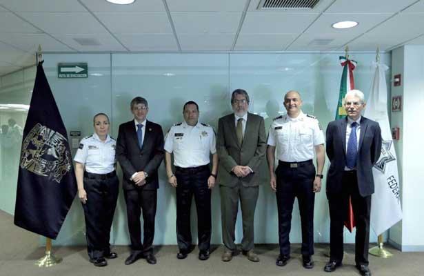 Firman convenio P.F y UNAM para la protección de especies protegidas