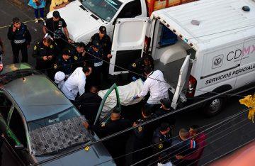 Asesinan a policía a balazos en Iztapalapa