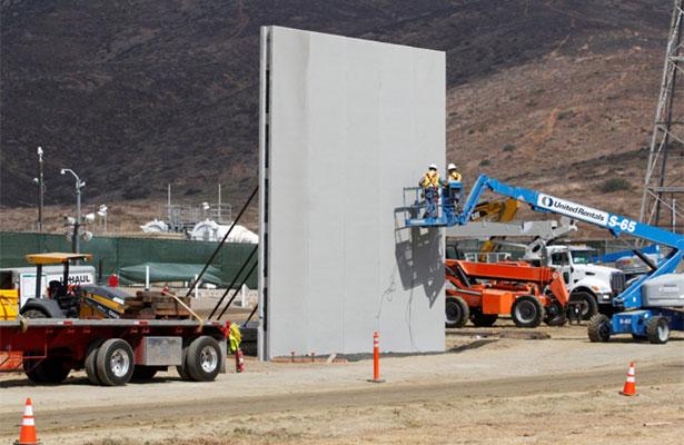 El muro Trump es necesario: habla la patrulla fronteriza