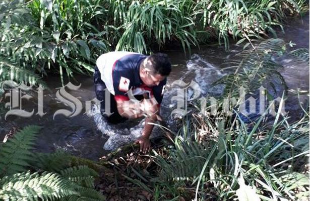 Hallan cadáver de un niño en Zacatlán