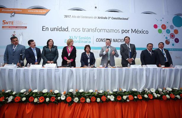 Defiende SNTE integridad de sus agremiados en Chiapas y Michoacán