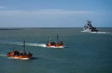 Se agotan esperanzas de encontrar a los 44 tripulantes de un submarino