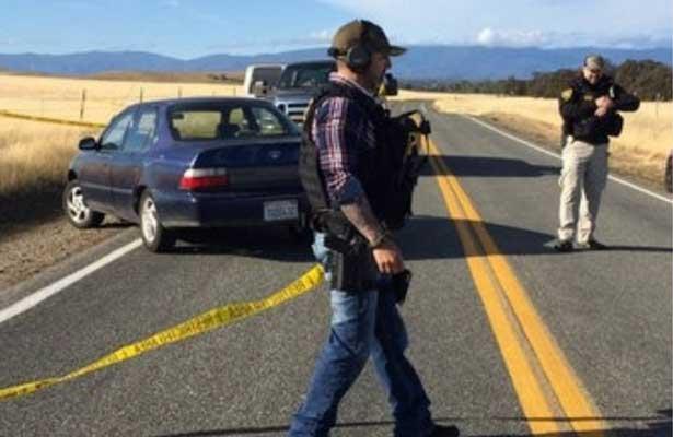 Suman cinco muertos por tiroteo en primaria de California