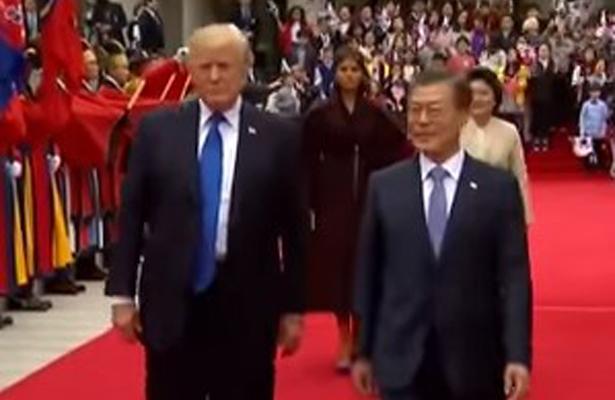 Corea del Sur y EUA acuerdan intensificar presión sobre Corea del Norte